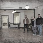 The Rendezvous partners...inside our historic building to become the taproom (and brewery in the back).