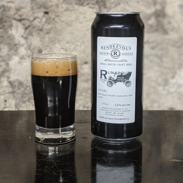 Runabout Milk Stout