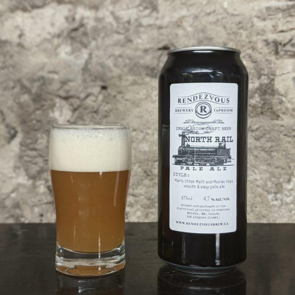 North Rail Pale Ale
