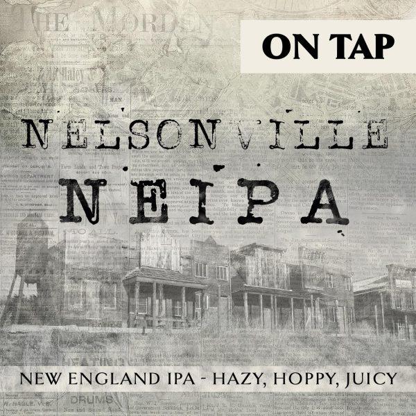 Nelsonville NEIPA