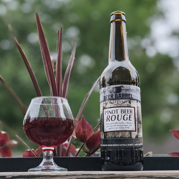 Pinot Beer ROUGE