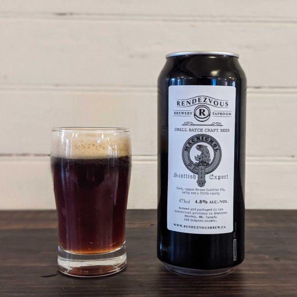 MacNichol Scottish Export Ale